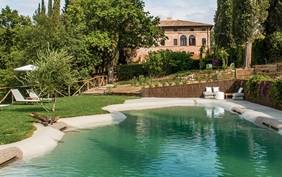 Villa Pool Hotel With Swimming Pool Tuscany 02